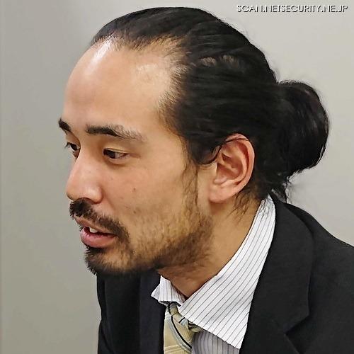 株式会社ブロードバンドセキュリティ セキュリティサービス本部 診断サービス部 副部長 高橋 久司 氏